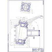 Проектирование участка диагностики Д-2 с разработка комплексной технологии ремонта узла «Колеса переднего моста» автомобиля ГАЗ-66