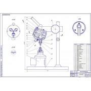Проектирование участка ремонта топливной аппаратуры с разработкой стенда для восстановления клапанов инжекторов дизелей