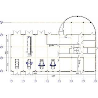Дипломная работа на тему: Проектирование учебно-сервисного автотракторного центра с разработкой устройства для проверки электромагнитных управляемых клапанов
