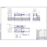 Разработка ТО и ТР автомобилей с разработкой стенда для испытания гидроцилиндров