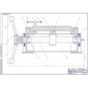 Расчет оптимального состава парка ТС с модернизацией стенда для обкатки КПП