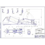 Разработка пневматического подъемника для повышения качества работ и снижение их трудоемкости