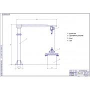 Реконструкция нефтехозяйства с разработкой устройства для погрузки-разгрузки бочек