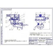 Ремонт системы питания ЗМЗ-53-12