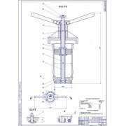 Совершенствование организации и ТР с разработкой съемника для выпрессовки гильз из блока цилиндров