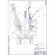 Разработка комплекса приспособлений для ремонта головки блока цилиндров