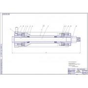 Совершенствование организации ТР МТП с разработкой приспособления для шлифовки промежуточного вала после наплавки
