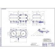 Совершенствование технологии ТР подвижного состава с разработкой пневмодомкрата