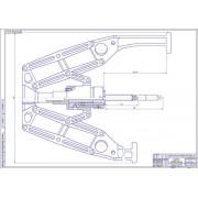 Совершенствование ТР автомобилей с разработкой универсального съёмника-тележки