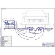 Совершенствование ТО автомобилей с разработкой маслозаправочной установки