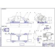 Совершенствование ТО и Р автомобилей с разработкой устройства для мойки колес автомобиля