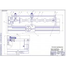 Разработка технологии восстановления и упрочнения распределительных валов лазерной обработки