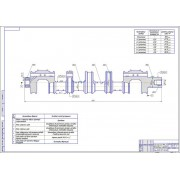 Совершенствование технологии ремонта двигателей серии ЯМЗ с разработкой стенда для восстановления шеек коленвалов