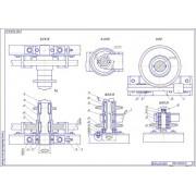 Ремонт автобусов с разработкой приспособления для монтажа-демонтажа ГМП