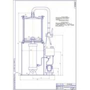 СТО с проектированием заправщика консистентной смазки в узлы и агрегаты