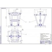 Технологический проект СТО легковых автомобилей с разработкой установки для ремонта пневматических шин