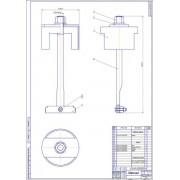 Технологический процесс ремонта блоков цилиндров двигателя Д-442