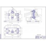 Технологический процесс ремонта двигателей ЯМЗ с разработкой приспособления для разборки и сборки топливоподкачивающего насоса