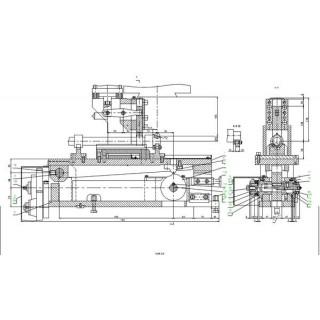 Дипломная работа на тему: Участок механического цеха по обработке деталей Д-260 с разработкой технологического процесса механической обработки на вал распределительный