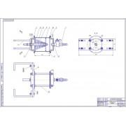 Характеристика ремонтно-обслуживающей базы хозяйства с разработкой конструкции съемника шкивов и звездочек