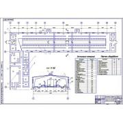 Механизация приготовления кормов с разработкой конструкции смесителя- дозатора сыпучих кормов
