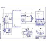 Механизация приготовления кормов с разработкой измельчителя корнеплодов