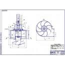 Механизация удаления навоза с разработкой фекального насоса