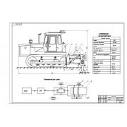 Анализ технологий и конструкций, существующих рыхлителей с разработкой конструктивной схемы модернизированного рабочего оборудования рыхлителя