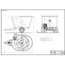 Механизация раздачи кормов на ферме КРС с усовершенствованием мобильного измельчителя-смесителя-раздатчика
