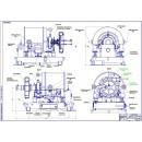 Паротурбинная установка-500 с газификацией угля