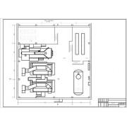 Перевод на природный газ котла ДКВР-2013 котельной пивзавода