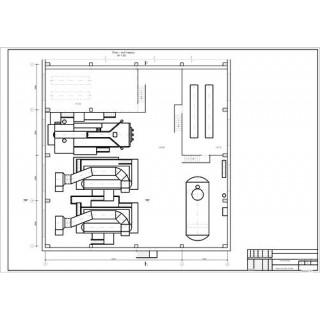 Дипломная работа на тему Перевод на природный газ котла ДКВР-2013 котельной пивзавода