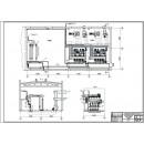 Модернизация районной котельной с модернизацией водогрейного котла ТВГ-4р (замена горелочных устройств)