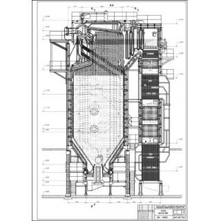 """Дипломная работа на тему """"Проект мини-ТЭЦ с использованием в качестве топлива лигнина, отходов гидролизного завода"""""""