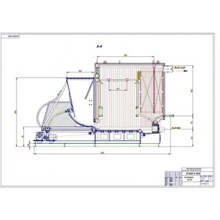 """Дипломная работа на тему """"Проект модульной котельной установки мощностью 8,0 МВт с использованием САПР Inventor"""""""
