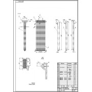 Проект парового котла взамен котлов ТП-230 Томской ГРЭС-2  для работы на природном газе и мазуте