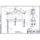 Реконструкция зоны ТР грузовых автомобилей с разработкой приспособления для снятия двигателей КамАЗ