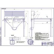 Реконструкция малярного участка легковых автомобилей с разработкой стола для приготовления лакокрасочных смесей