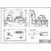 Реконструкция электротехнического участка с разработкой приспособления для поверки давления масла