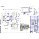 Спецпост по ТО и ТР агрегатов трансмиссии с разработкой приспособления для разборки карданного вала