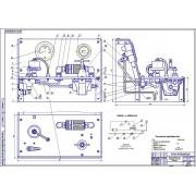 Технология текущего ремонта подвижного состава с применением средств диагностики