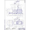Проект модернизации ротационной вакуумной установки путем организации рециркуляции смазочного масла