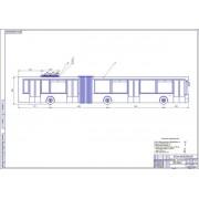 Модернизация системы питания автобуса ЛиАЗ-6213 для работы на компримированном природном газе