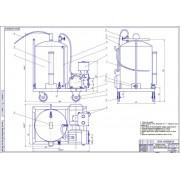 Разработка декомпрессионной установки для откачки масла