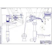 Совершенствование технологии восстановления деталей - Наплавочная головка для наплавки в среде СО2