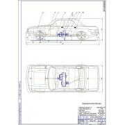 Замена стандартного КПП на вариатор на автомобиле ГАЗ-3110