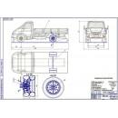Модернизация трансмиссии автомобиля ГАЗ-3310 путем разработки задних мотор-колёс