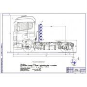 Модернизация системы питания автомобиля Volvo FH 13 Super Nova для работы на компримированном природном газе