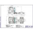 Проект модернизации системы питания автомобиля Iveco N440S для работы на компримированном природном газе