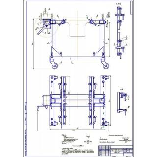 Дипломная работа на тему: Организация и технологии ремонта ДВС с применением автоматизированных рабочих мест